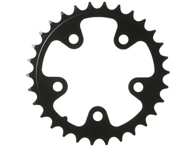 SRAM Road Klinge 74 mm fix mål sort (2019) | chainrings_component